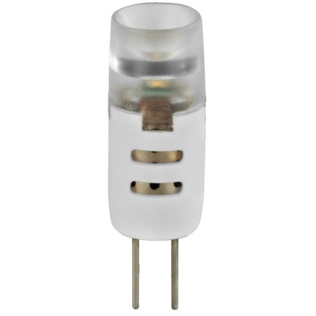 LED-pin base lamp, G4, 12 V gelijkstroom /1.2 W