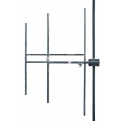 Vertical Polarization 3 elements FM Yagi Antennas 5dbd gain
