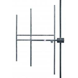 Vertical Polarization 3 elements FM Yagi Antennas 5dbd gain
