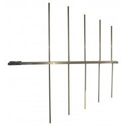 Vertical Polarization FM Yagi Antennas 6-7.5dbd gain