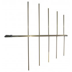 Verticale polarisatie 5 - 8 elements FM Log Antennes met 6-7.5 dbd gain