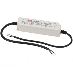 LED switch-mode PSU, for indoors and outdoors (IP67)