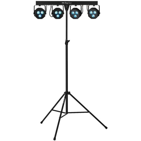 LED spotlight set, suited for mobile applications PARL-45SET