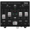 IMG -Stage Line | Monacor 3-kanaals stereo DJ mixer, met USB-interface. Plug en mix