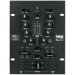 MPX-1-SW Stereo DJ mixer mengtafel