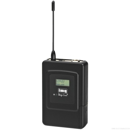 Multifrequentie pocket zender, met UHF PLL-technologie TXS-606HSE