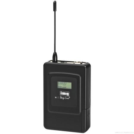 Multifrequentie pocket zender, met UHF PLL-technologie TXS-606HSE