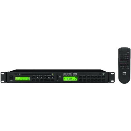 IMG-Stage Line CD MP3 player FM AM Tuner en USB 2.0-interface