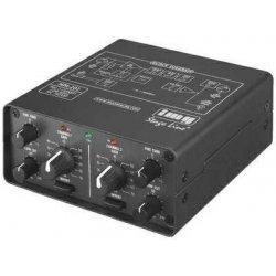 Microfoon voorversterker MPA-202 2-kanaals low-noise