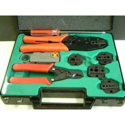 Deluxe tool kit