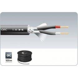 Microfoonkabel MLC-122/SW ( 100m )