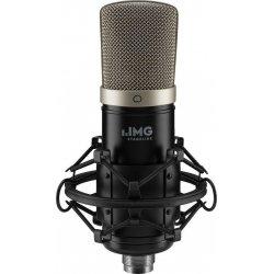 IMG STAGELINE Studio opname microfoon ECMS-50-USB