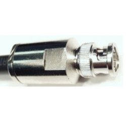 BNC connector Male (10 pieces)