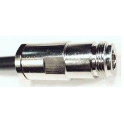 N-connector Female voor AIRCELL7 kabel (10 stuks)