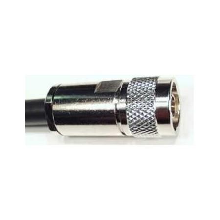N-connector Male AIRCOM (10 stuks)