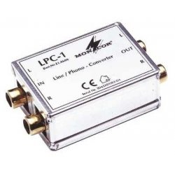 Monacor Line phono adapter LPC-1