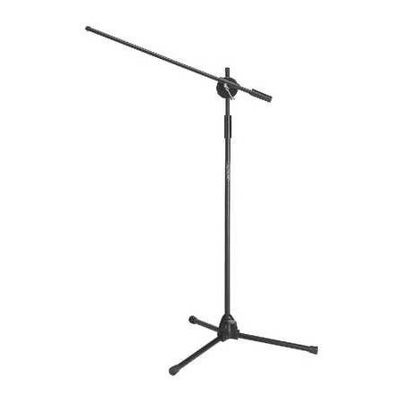 IMG-Stage Line Microfoonstatief floor stand MS-40-SW