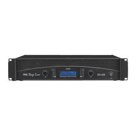 IMG-Stage Line STA-STA-1400 Professional stereo PA amplifier
