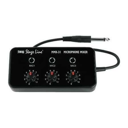 IMG-Stage Line microfoon mixer