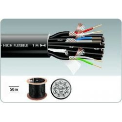 Multipair Cables 50M HIGH QUALITY, HIGH FLEXIBLE 8 aderig