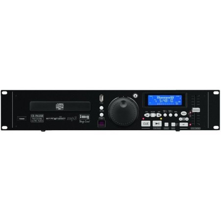 IMG-Stage Line Professional DJ CD and MP3 player CD-196-USB