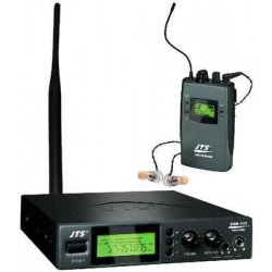 MPX stereo UHF PLL in-ear monitoring system SIEM-111