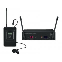 Wireless Multifrequency microphone system TXS-631