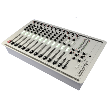 D&R Airmate-12-USB broadcast mixer