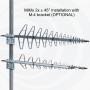 Sirio Log periodic Directional SLP 4G-LTE