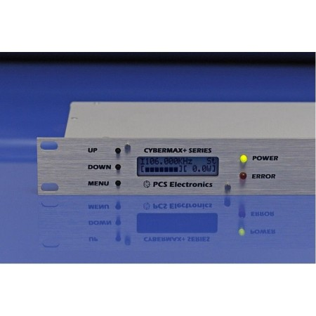 CyberMaxLink3000+ VHF STL Broadcast audio link