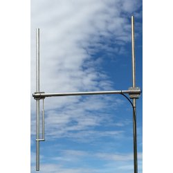 FM Dipool antenne breedband