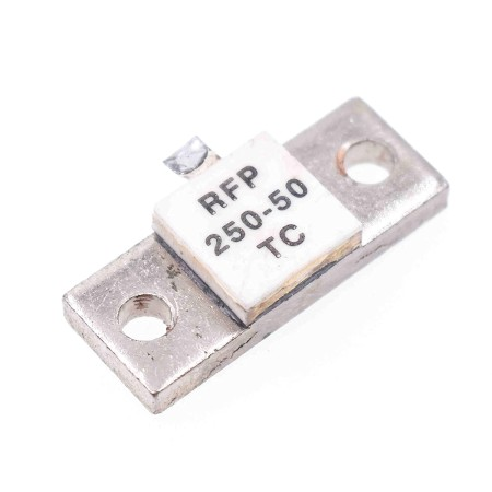 RF power resistor 50 ohm 250W