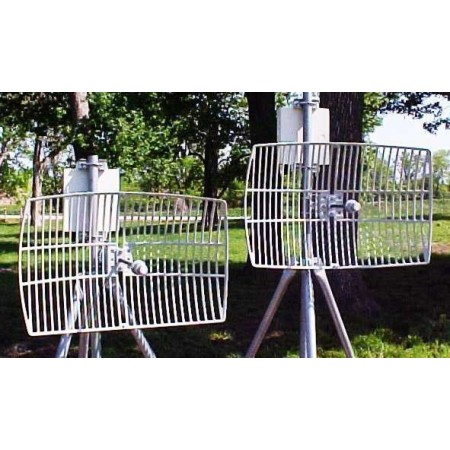 Broadcast Link 5GHz microwave audio-video link system