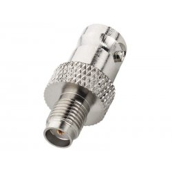 Adapter SMA jack/BNC jack, 50 ohms ( 10 pieces )