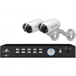 Video surveillance set model DMR-1840SET 2 cams