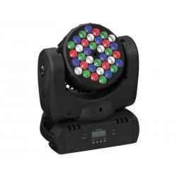 WASH-300LED Professional LED moving head colour changer