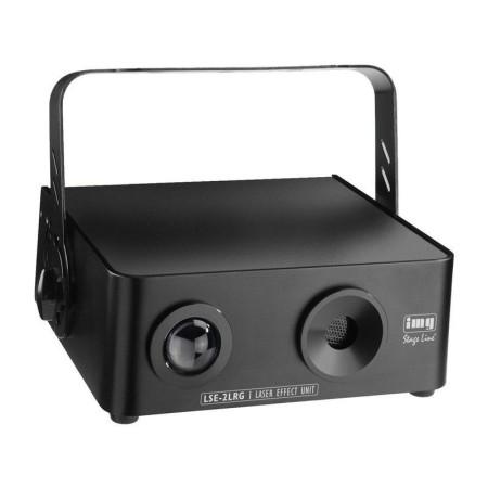 Show laser effect unit Effectline LSE-2LRG