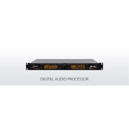 Axel FALCON 3i Digital Audio Processor, Stereo and RDS Encoder