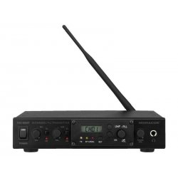 Professional 16-channel Mono PLL Audio Transmission System Monacor