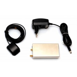 DAB+ digital radio exciter combo with GPS