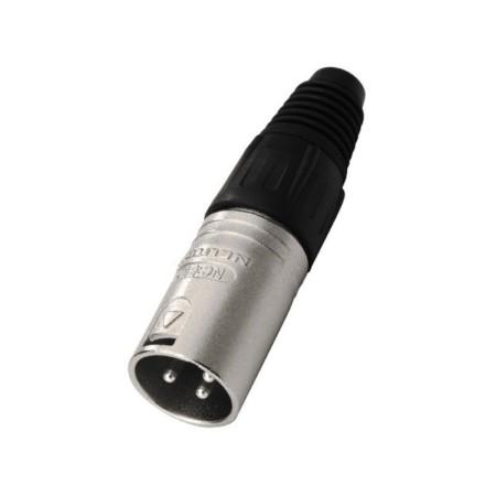 NEUTRIK XLR connectors, 3 poles NC-3MX ( 10 stuks )