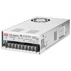 Mean Well 24 V built-in PSU 13 A PS-320/24