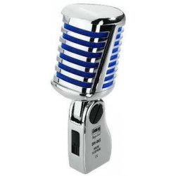 IMG-Stage Line DM-065 Nostalgic dynamic studio microphone