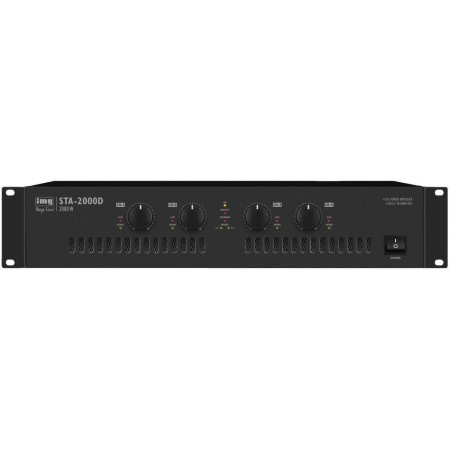 IMG-Stage Line STA-2000D Professional digital PA amplifier