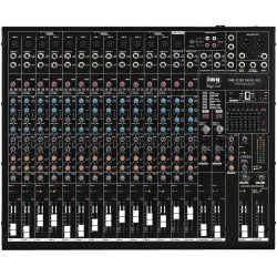 IMG -Stage Line | Monacor Powered mixer PMX-122FX