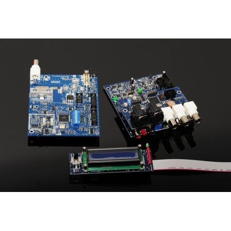 Stereo encoder| RDS encoder and 15W| 50W FM transmitter Package
