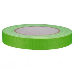 GAFFA TAPE NEON Kleur neon groen