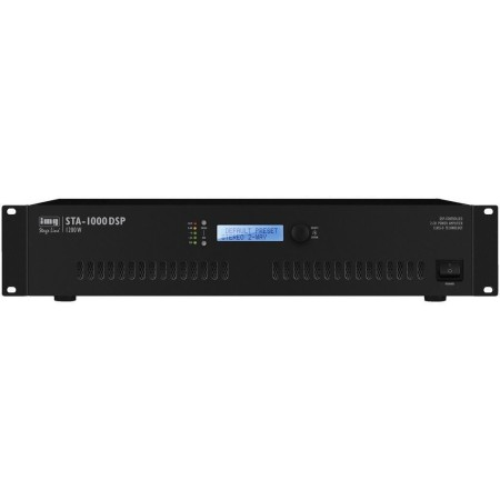 IMG-Stage Line STA-1000DSP Digital Amplifier