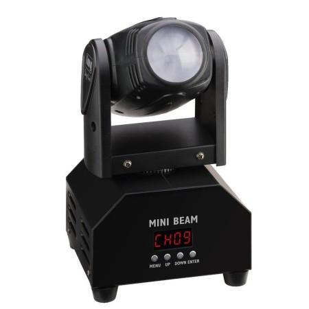 Mini LED beam moving head
