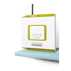 Mobile Audio Gateway live announcements, simply and easily, from any telephone (including mobile phones)